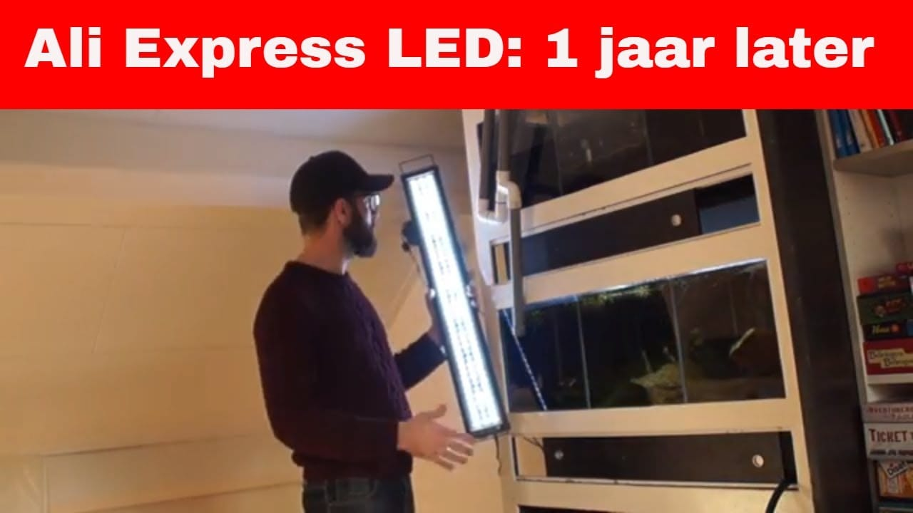 Ali Express Led, 1 jaar later 1