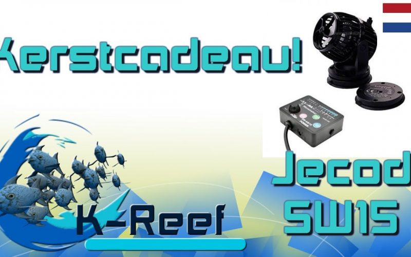 Unboxing JECOD SW15 Stromingspomp 10