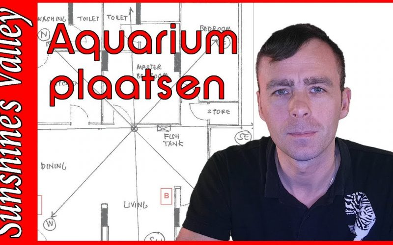 Aquarium plaatsen 1