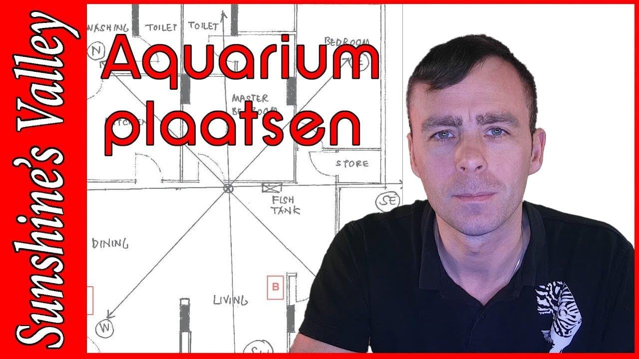 Aquarium plaatsen 5