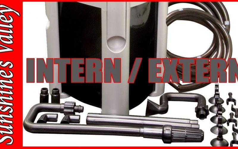 Intern of extern filter? 5