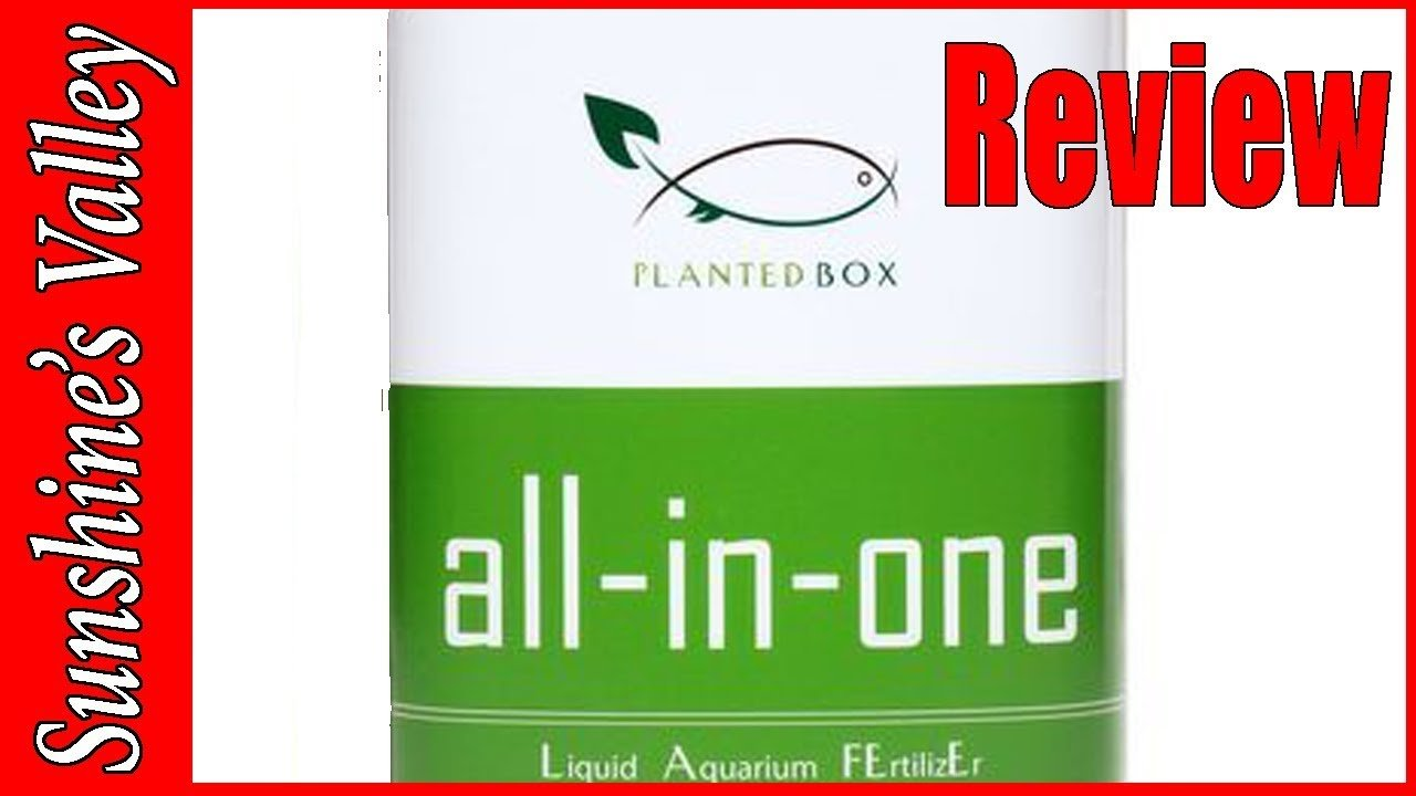 Plantedbox All-in-one review 3