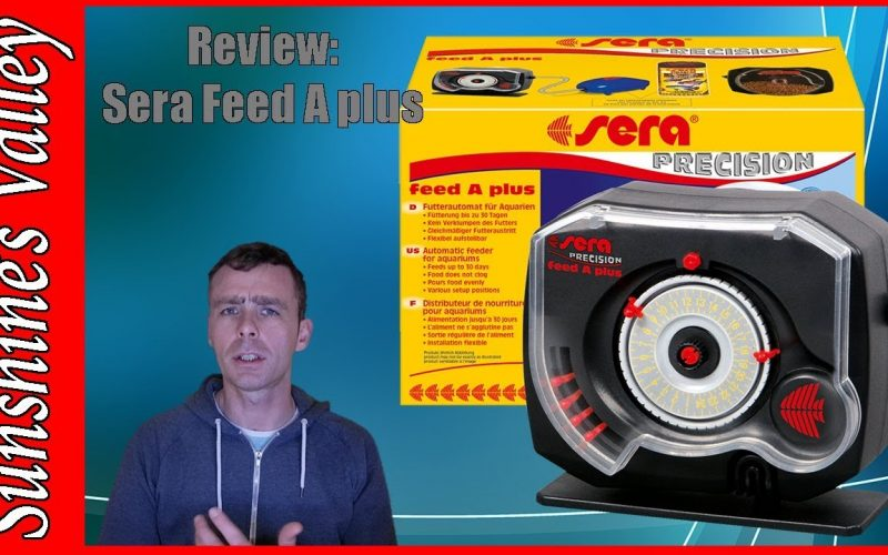 Sera Feed A Plus Precision product review 11