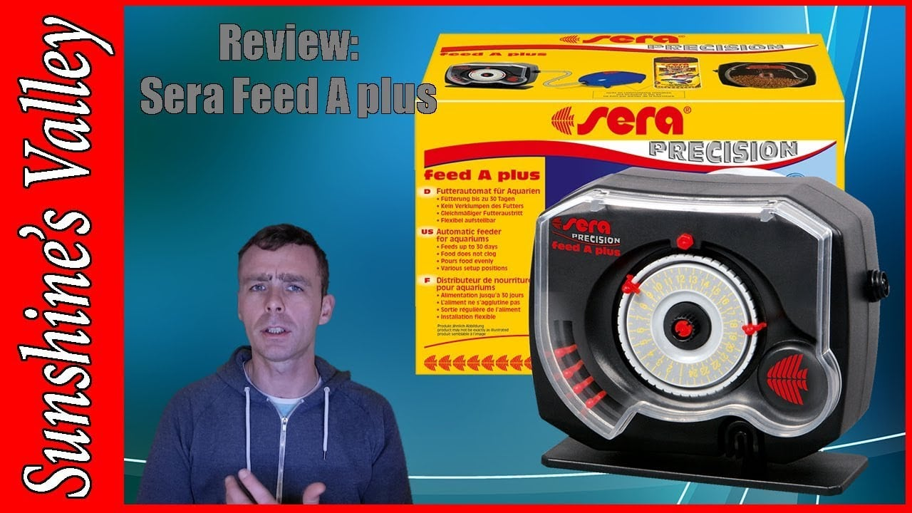 Sera Feed A Plus Precision product review 1