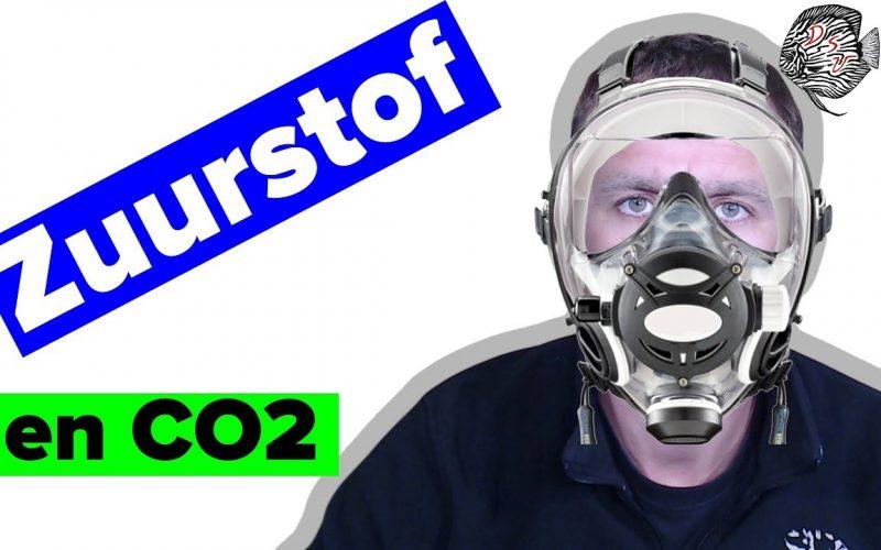 Zuurstof en CO2 10