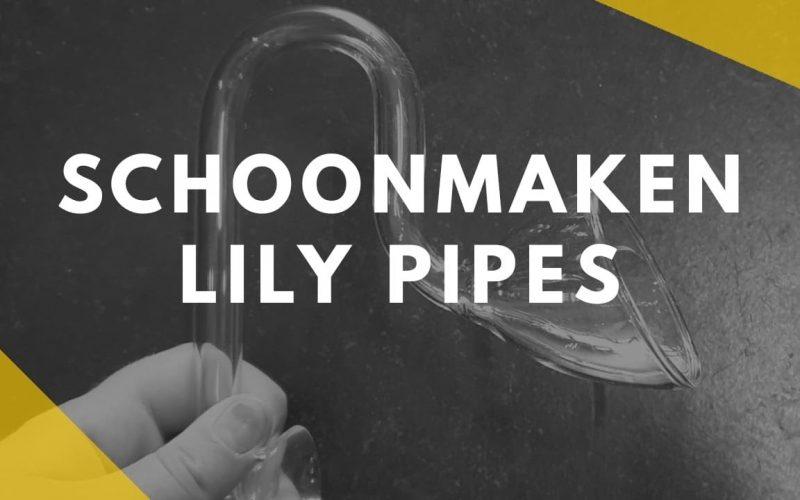 Lily pipes schoonmaken 1