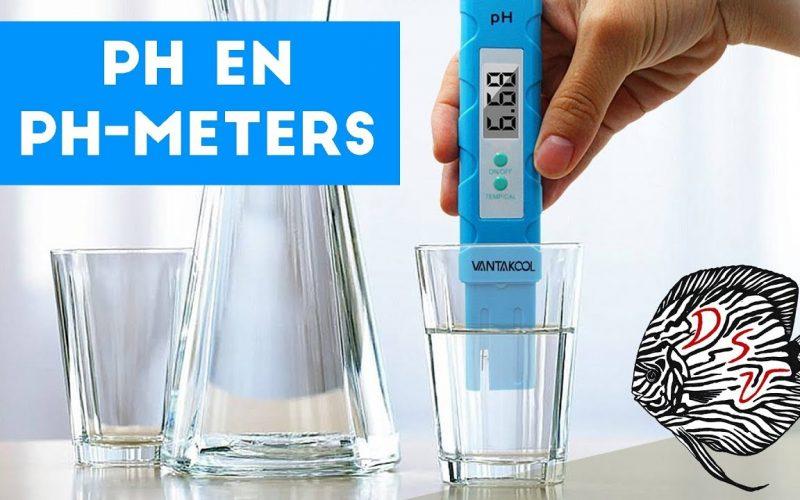 PH meters 14
