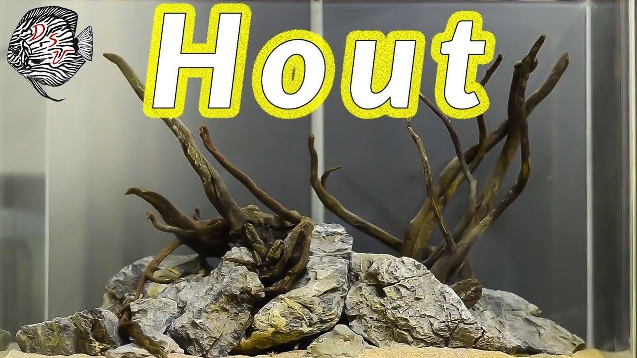 Aquarium hout 1