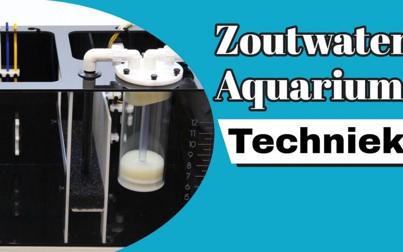 Zeewater aquarium techniek 8