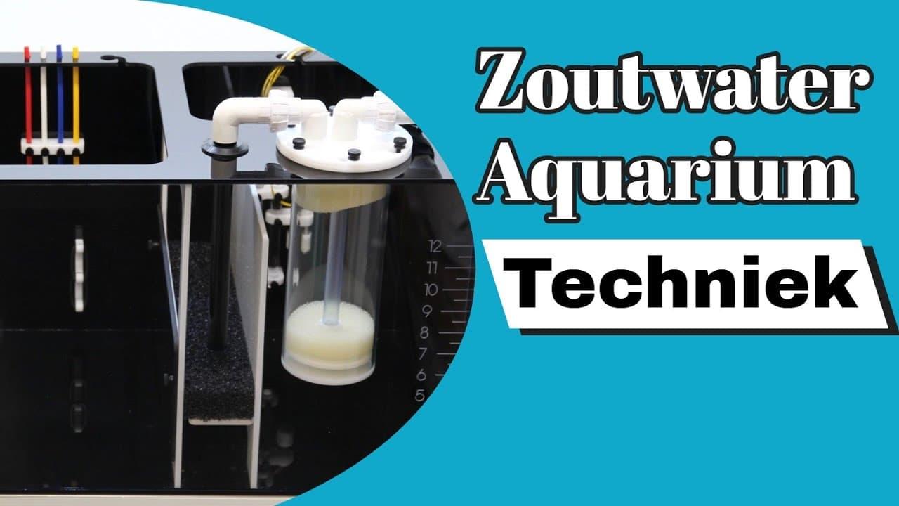 Zeewater aquarium techniek 2